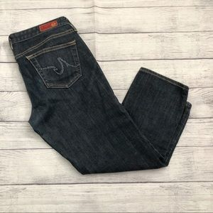 Adriano Goldschmied cropped jeans